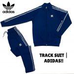Adidas Tracksuits1